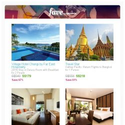 [Groupon] For the Love of Travel