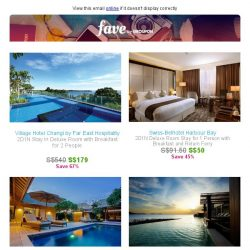 [Groupon] ☀ Surrender to the wanderlust