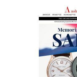 [Ashford] Memorial Day Sale Starts Today!