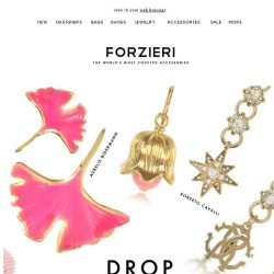[Forzieri] Earring Edit | Drop Everything