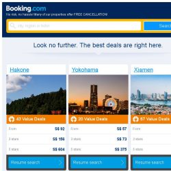 [Booking.com] There are 43 deals in Hakone – time to save on your trip!
