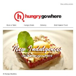 [HungryGoWhere] New Indulgences at Muse Amuse, Niku Katsumata, Les Patisseries & many more