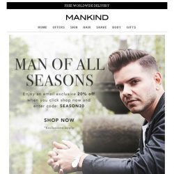 [Mankind] Man of all Seasons