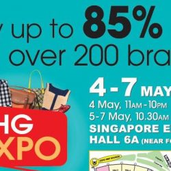 BHG: Expo Sale with Up to 85% OFF over 200 Brands!