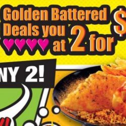 Long John Silver's: Mix and Match 2 Meals for $10 & Get a Free Upgrade to Regular Milo!