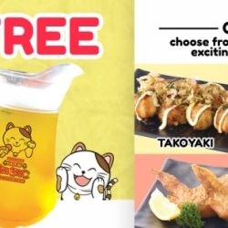 Karaoke Manekineko: FREE Jug of Beer or Takoyaki / Yakitori / Sesame Wings
