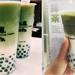 KOI Singapore: Are you ready for the Matcha Latte craze from Taiwan?