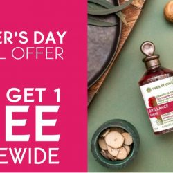 Yves Rocher: Mother's Day Special - Buy 1 Get 1 FREE Storewide