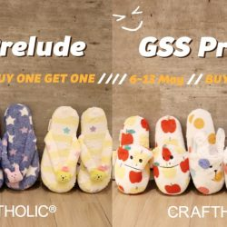 Craftholic Singapore: Buy 1 Get 1 FREE All Slippers