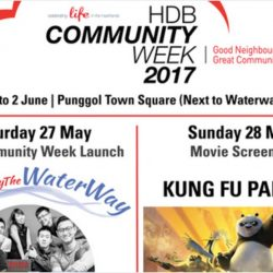 HDB: Community Week 2017 with FREE Movie Screening, Workshops & Workout Sessions