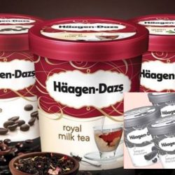NTUC FairPrice: 3 Tubs of Häagen-Dazs Ice Cream for $29.50 Only!