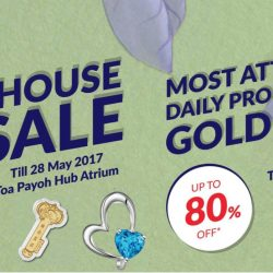 Citigems: Warehouse Sale with Up to 80% Jewellery Items