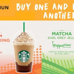 Starbucks: Happy Hour 1-for-1 Summer Frappuccino®!