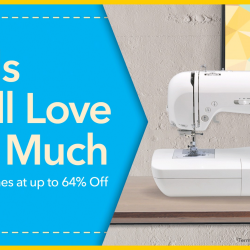 [Courts] You'll ❤ our offers on top sewing machine brands http://bit.