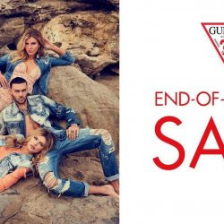 [GUESS Singapore] YOUR LAST CHANCE: Final reductions on our End-Of-Season SALE.