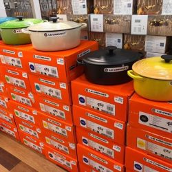 [Le Creuset] Hurry hurry down to the Isetan Card Member Sale @ Isetan Scotts today!