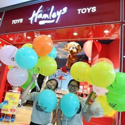 [Hamleys of London] It was a joyous Easter over at Hamleys!