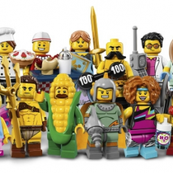 [Bricks World (LEGO Exclusive)] LEGO Minifigure Series 17 - Members Special - From 3rd MAY!