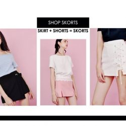 [Purpur] With Storewide 40% SALE, you should now outsmart summer with our best selection of off-shoulders, shorts,skorts, summer dresses