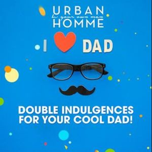 [MARY CHIA/URBAN HOMME] Stand a chance to win awesome vouchers from Urban Homme X Momiji Japanese Buffet (worth $220) !