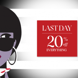 [SEPHORA Singapore] LAST CALL for SephoraPrivateSale2017: Sephora Gold and Black Members, the sale ends TONIGHT (11:59pm online and in stores at