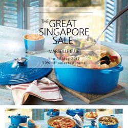[Le Creuset] LE CREUSET GREAT SINGAPORE SALE @ ROBINSONS .