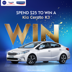 [Watsons Singapore] WIN BIG when you shop with NIVEA!