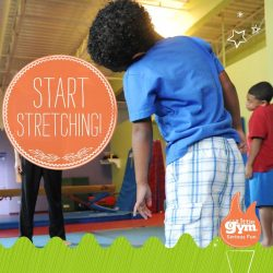 [The Little Gym] Stretching is not just beneficial for children—it's necessary!