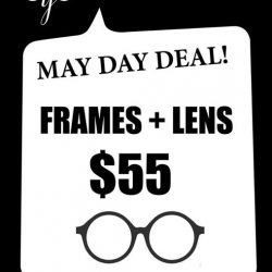[EYEBAR] MAY DAY DEAL!