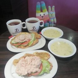 [Delifrance Singapore] A satisfying sandwich meal for 2 at $16.