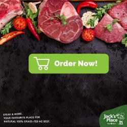 [Jack's Place] The most popular dishes in Jack's Place are now yours to enjoy when and where you want them.