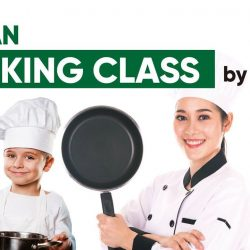 [CHICKEN UP] This Saturday 3 June, another cooking class with the Korean cuisine chefs from Chicken Up.