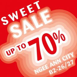 [Candylicious] Sweet sale are made of this.