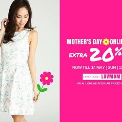 [MOSS] Ready for the MOTHER'S DAY SALE!