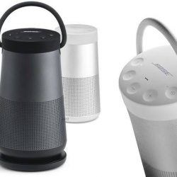 [Stereo] Bose's new Revolve Bluetooth speakers look great and play sound in every direction.