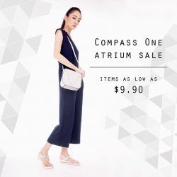 [Design & Comfort] D&C at Compass One is having one of its biggest atrium sales this year!