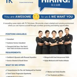 [TrichoKare] We are HIRING!
