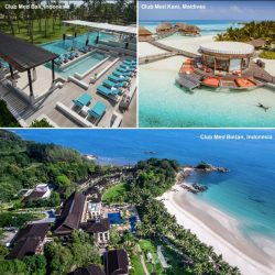 [HarbourFront Centre] Fancy a getaway with luxurious resort stays to Bali, Maldives and Bintan?