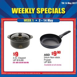 [BHG Singapore] Missed out on our SUPER SALE during the long weekend?