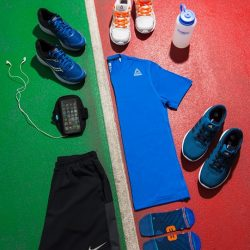 [Royal Sporting House Singapore] Beat your Personal Best with fresh running gear.