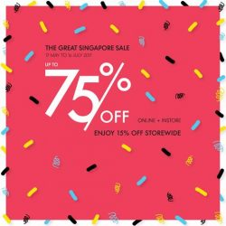 [Early Learning Centre] The wait is over - our Great Singapore Sale starts today!