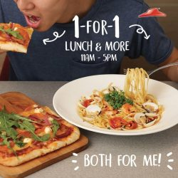 [Pizza Hut Singapore] Indulge yourself without breaking the bank!