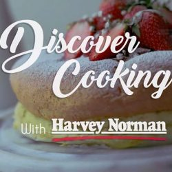 [Harvey Norman] Always craving for something sweet after a meal?