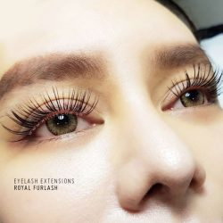 [Milly's] Milly's Royal Furlash extensions give you a soft and romantic set of lashes!
