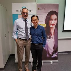 [J Laser and Aesthetics] Dr Ngiam was invited to attend the Silhouette Soft Threadlift and Ellanse filler advanced course held at the Academia, Singapore.