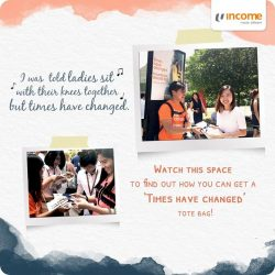 [NTUC Income Insurance] It was great seeing all your happy faces today!