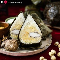 [Treasures - by Imperial Treasure] What is Dragon Boat Festival without delicious sticky rice dumplings to go along with?