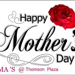 [Ruma's Collection] Mother's Day BONUS @ RUMA'S, Thomson Plaza.