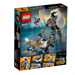 [Babies'R'Us] The ALL NEW LEGO WONDER WOMAN WARRIOR BATTLE has been released!