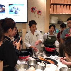 [ABC Cooking Studio] Our pleasure and privilege to have two experienced masters with us and big thank you to all members support.